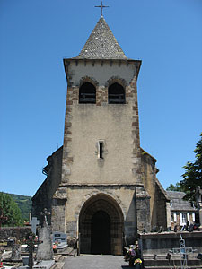 Chapelle Altillac Bourg